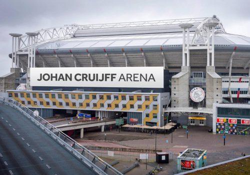 Johan Cruijff Arena in Amsterdam 39