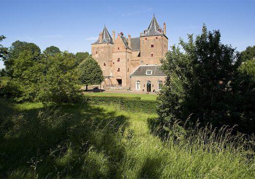 Slot Loevestein in Poederoijen 12