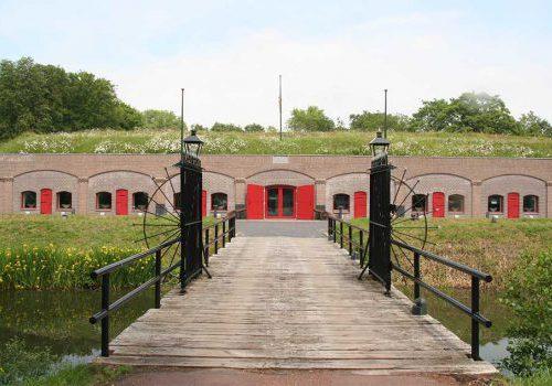 Fort Voordorp in Utrecht 8