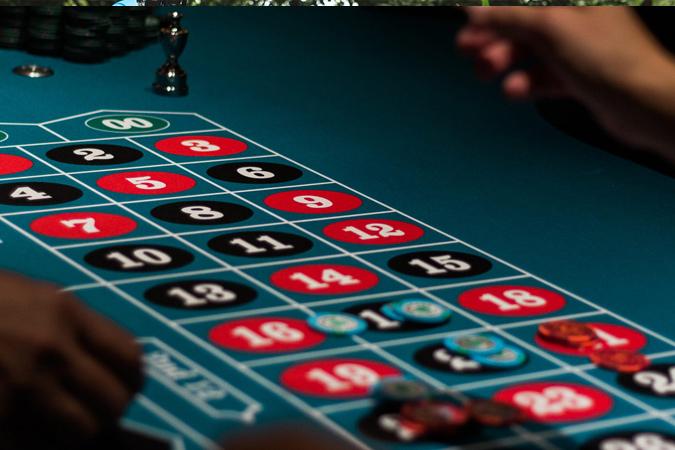 Casino avond 2